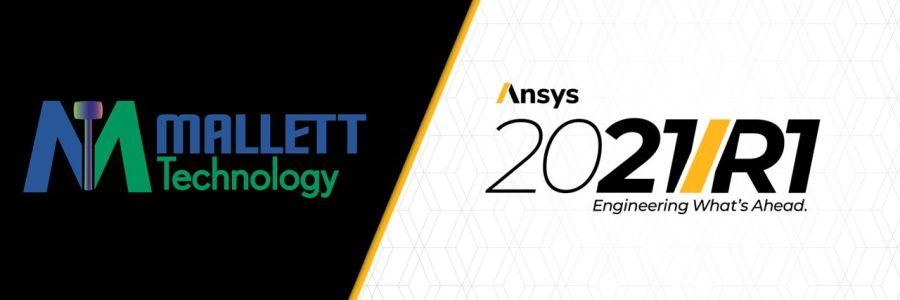 Ansys 2021R1 Banner Mallett